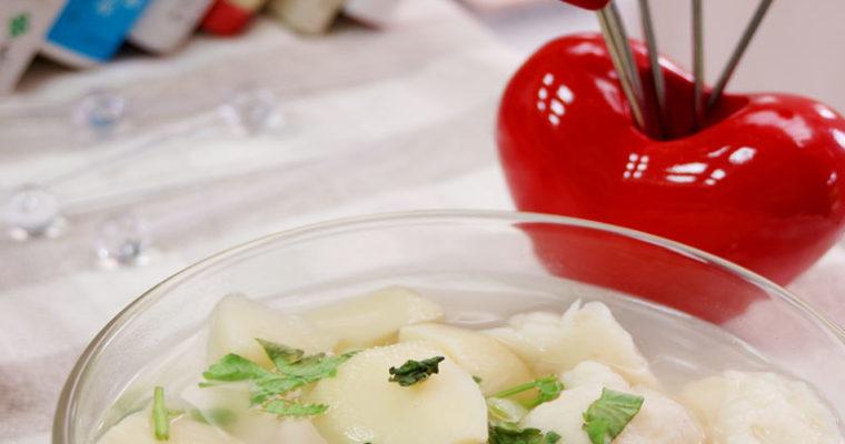 竹筍虱目魚丸湯