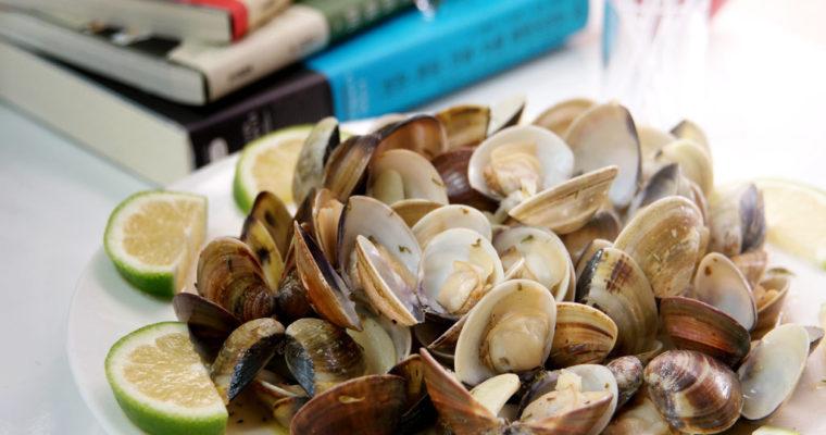 義式香料蛤蜊
