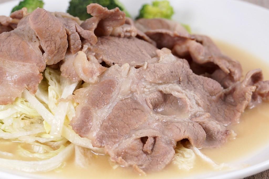 豬肉醋味噌
